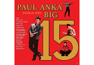 Paul Anka - Sings His Big 15 - (CD)