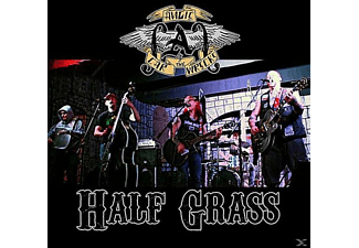 Angie And The Car Wrecks - Half Grass - (CD)