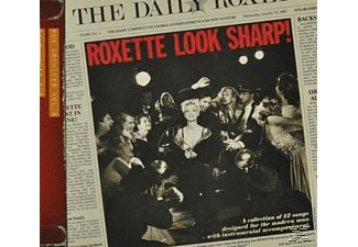 Roxette - Look Sharp! (2009 Version) (CD)