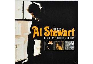 Al Stewart - Images: His First Three Albums [CD]