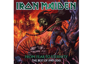 Iron Maiden - From Fear to Eternity - The Best of 1990-2010 (CD)