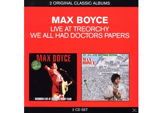 Max Boyce - Classic Albums (2in1) [CD]