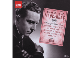 Mackerras Charles - Icon: Charles Mackerras - (CD)