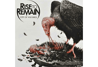 Rise To Remain - City Of Vultures - (CD)