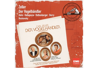 Rothenberger, Dallapozza, Boskov, Rothenberger/Dallapozza/Boskov - Der Vogelhändler [CD]