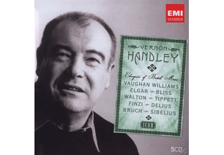 Vernon Hley - Icon: Vernon Handley - (CD)