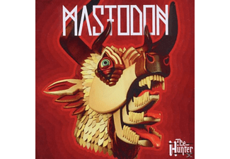 Mastodon - The Hunter - (CD)