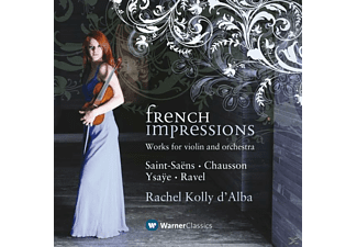 Kolly D'alba, Jean-jacques Kantarow - French Impressions [CD]