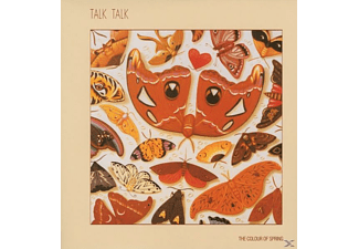 Talk Talk - The Colour Of Spring (Lp & Dvd) - (LP + DVD Video)
