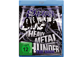 Saxon - HEAVY METAL THUNDER - THE MOVIE - (Blu-ray)