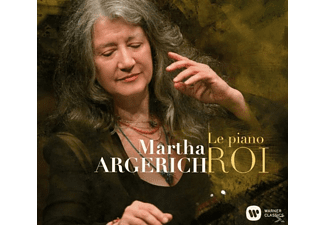 Martha Argerich - Le Piano Roi (CD)