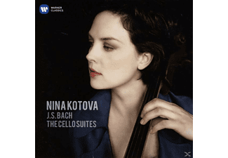 Nina Kotova - Cellosuiten Bwv 1007-1012 [CD]