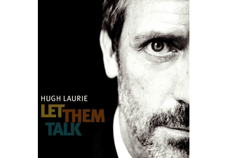 Hugh Laurie - Let Them Talk - (Vinyl)