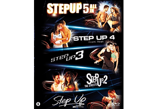 Step Up 1 t/m 5 | Blu-ray