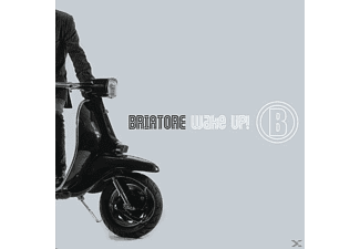 Briatore - Wake Up! (10inch+CD) - (Vinyl)