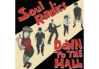 Soul Radics - Down To The Hall - (Vinyl)