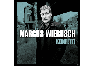 Marcus Wiebusch - KONFETTI (+DOWNLOAD-CODE) - (LP + Download)