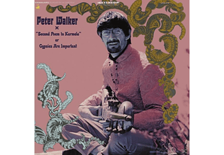 "Peter Walker - ""Second Poem To Karmela"" Or Gypsies - (Vinyl)"