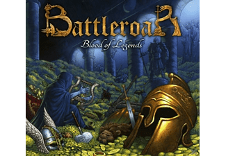 Battleroar - Blood Of Legends [CD]