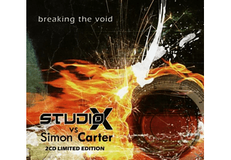 Studio-X Vs. Simon Carter - Breaking The Void (Limited) [CD]