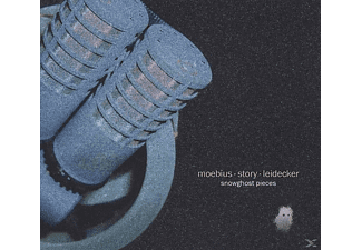 Moebius Story Leidecker - Snowghost Pieces [CD]