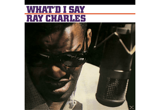 Ray Charles - What I'd Say - (Vinyl)