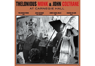 Monk, Thelonious / Coltrane, John - At Carnegie Hall - (Vinyl)