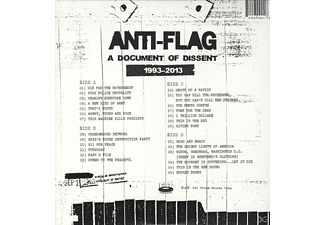 Anti-Flag - A Document Of Dissent (Best Of) [Vinyl]