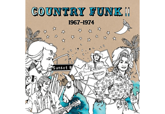 VARIOUS - Country Funk Vol.2 1967-1974 - (CD)