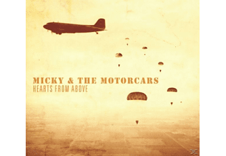 The Micky & Motorcars - Hearts From Above - (CD)