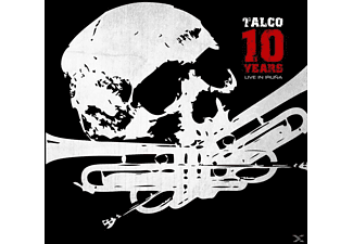 Talco - 10 Years-Live In Iruna (+Dvd) [Vinyl]