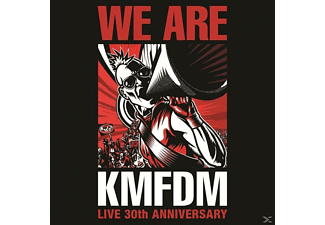 KMFDM - We Are (Live 30th Anniversary) [CD]