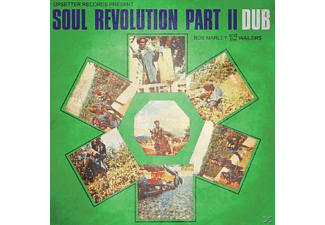 Bob Marley, The Wailers - Soul Revolution Part Ii Dub [Vinyl]