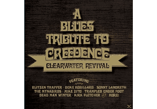 VARIOUS - Blues Tribute To Creedence Clearwater Revival - (CD)