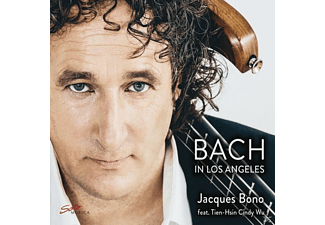 Jacques & Rebekka Hartmann Bono - Bach In Los Angeles [CD]