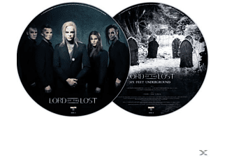 Lord Of The Lost - Six Feet Underground (Ltd.Picture Disc) - (Vinyl)