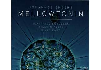 Johannes Enders - Mellowtonin [CD]