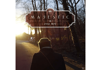 Zeki Min - Majestic (+Download) [Vinyl]