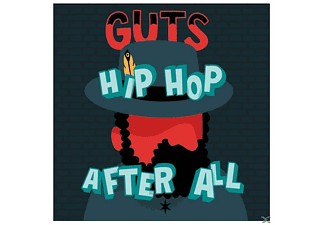 The Guts - HIP HOP AFTER ALL - (Vinyl)