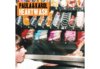 Paula & Karol - Heartwash - (CD)