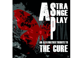VARIOUS - A Strange Play-An Alfa Matrix Tribute To The Cure - (CD)