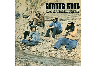 Canned Heat - Live At Topanga Corral - (Vinyl)