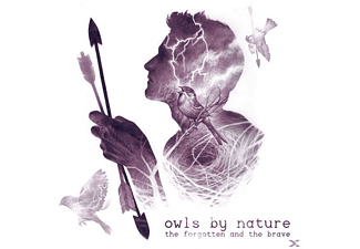 Owls By Nature - The Forgotten And The Brave - (CD)