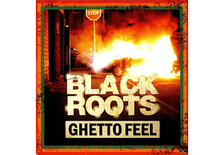 Black Roots - Ghetto Feel - (CD)