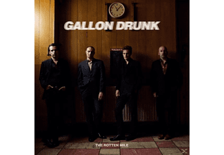 Gallon Drunk - The Rotten Mile - (Vinyl)