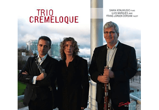 Trio Cremeloque - Trio Cremeloque [CD]