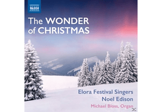 Elora Festival Singe - The Wonder Of Christmas [CD]