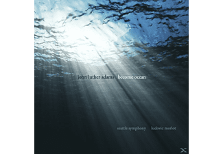 Ludovic/seattle Symphony Morlot - Become Ocean - (CD)