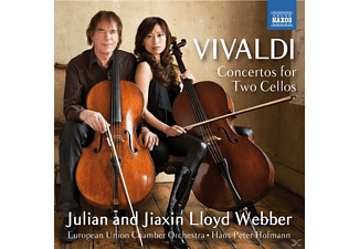 LLOYD WEBER, JULIAN - LLOYD WEBER, - Concertos for 2 Cellos - (CD)