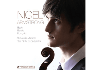 Armstrong/Marriner/+ - Nigel Armstrong - (CD)